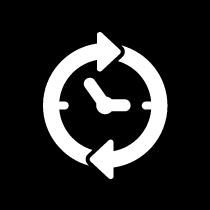 Volunteer Black Logo
